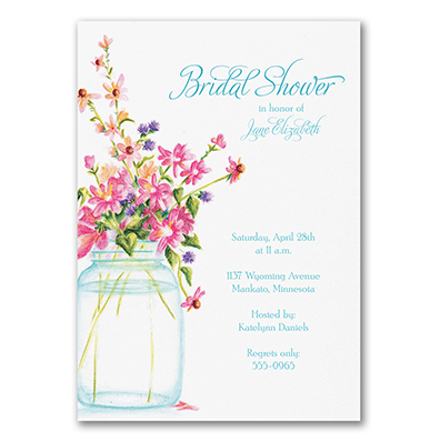 Wedding Party Invitations on Wedding Shower Invitations  Birthday Party Invitations